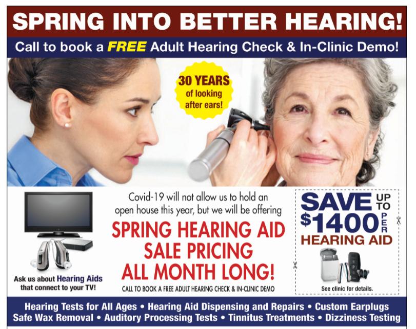 Elgin Audiology Ad